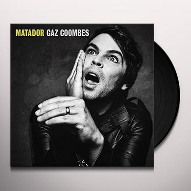Gaz Coombes MATADOR Vinyl Record - UK Import