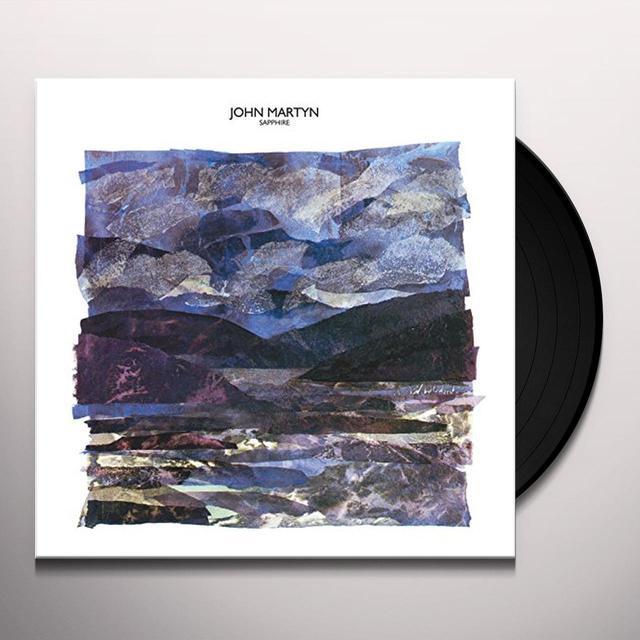 John Martyn SAPPHIRE Vinyl Record - UK Import