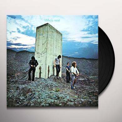 WHO'S NEXT (UK) (Vinyl)