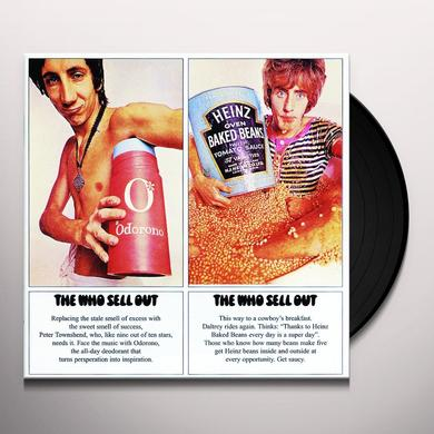 WHO SELL OUT (UK) (Vinyl)