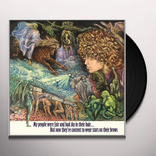T-Rex MY PEOPLE WERE FAIR Vinyl Record