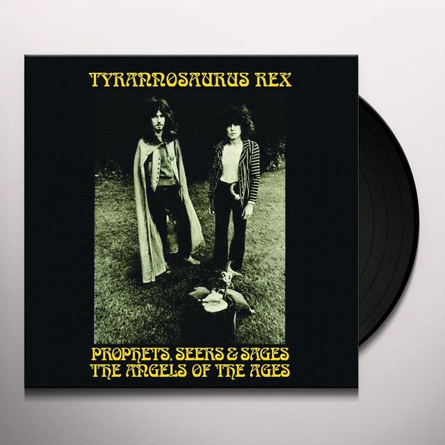 T. Rex PROPHETS SEERS & SAGES Vinyl Record - UK Import