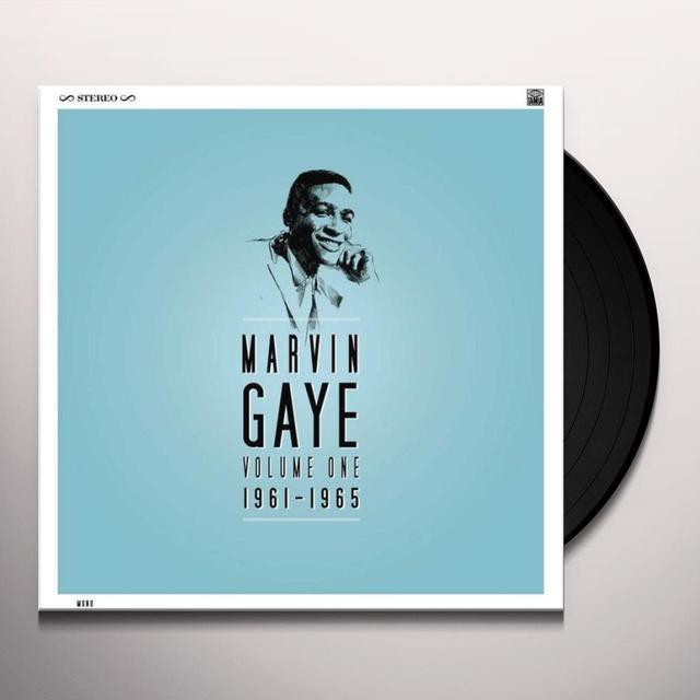 MARVIN GAYE: 1961-65 Vinyl Record - UK Release