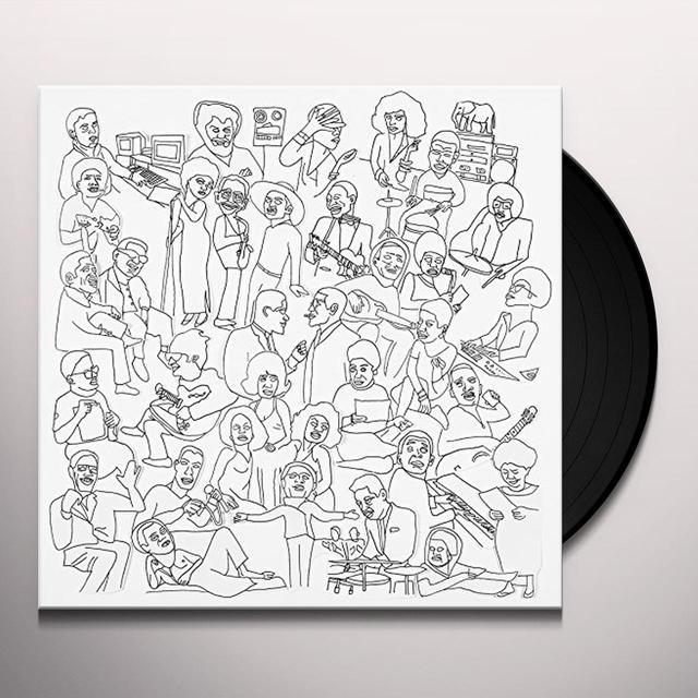 Romare PROJECTIONS (UK) (Vinyl)
