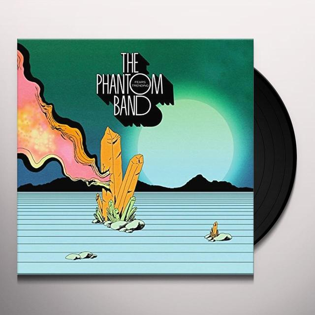 Phantom Band FEARS TRENDING Vinyl Record - UK Release
