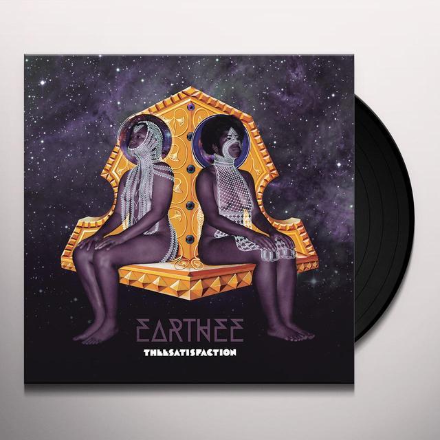 Theesatisfaction EARTHEE (UK) (Vinyl)