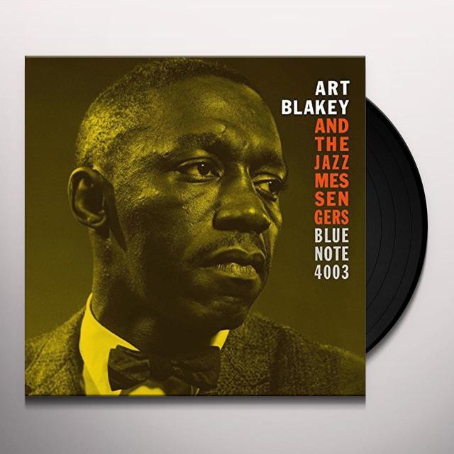 Art Blakey MOANIN Vinyl Record