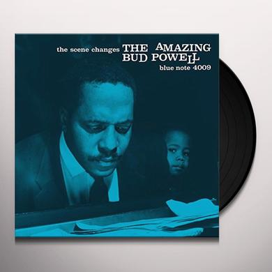 Bud Powell SCENE CHANGES Vinyl Record - Japan Import