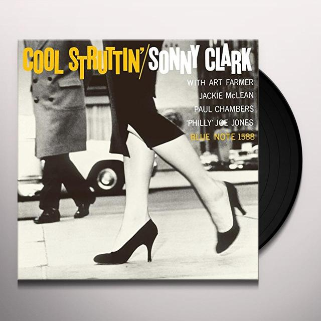 Sonny Clark COOL STRUTTIN' Vinyl Record - Japan Import