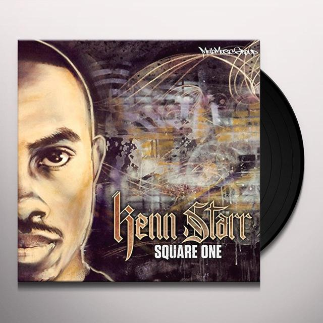 Kenn Starr SQUARE ONE Vinyl Record