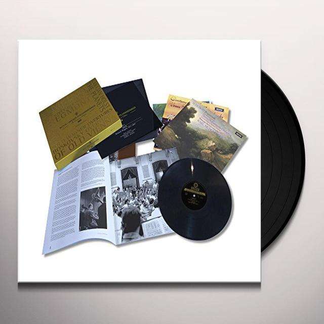 WIENER PHILHARMONIKER EDITION Vinyl Record - Limited Edition