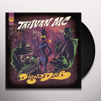Taiwan Mc DISKODUB Vinyl Record