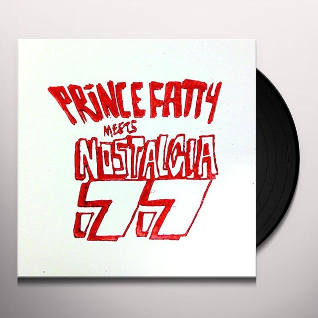 PRINCE FATTY MEETS NOSTALGIA 77 SEVEN NATION ARMY DUB Vinyl Record