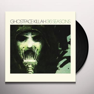Ghostface Killah 36 SEASONS Vinyl Record