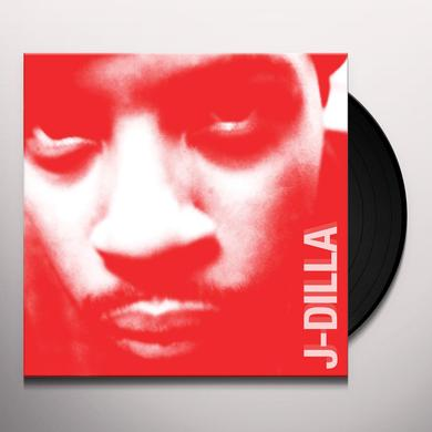 J Dilla BEATS BATCH 1 Vinyl Record