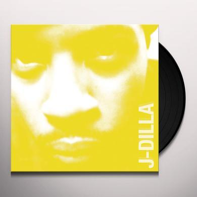 J Dilla BEATS BATCH 3 Vinyl Record - 10 Inch Single