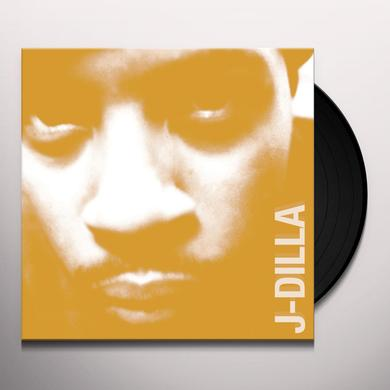 J Dilla BEATS BATCH 4 Vinyl Record
