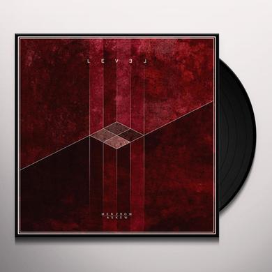 MERZBOW / ASKEW LEVEL Vinyl Record
