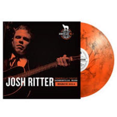 Josh Ritter ACOUSTIC LIVE 1 Vinyl Record