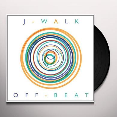 J-Walk OFF BEAT Vinyl Record