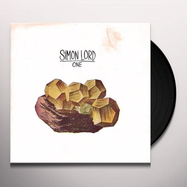 Simon Lord ONE Vinyl Record