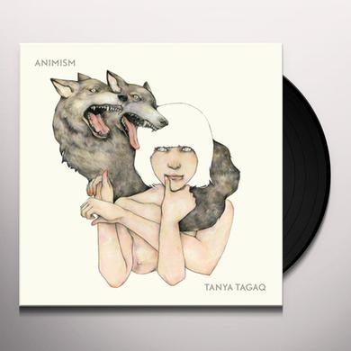 Tanya Tagaq ANIMISM Vinyl Record