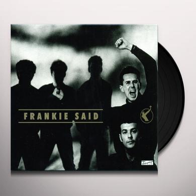 Frankie Goes To Hollywood FRANKIE SAID Vinyl Record