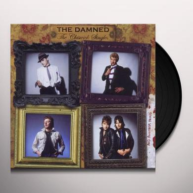 The Damned CHISWICK SINGLES: & ANOTHER THING Vinyl Record