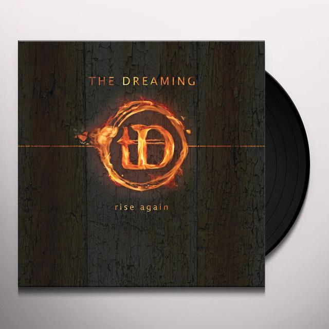 Dreaming RISE AGAIN Vinyl Record - Limited Edition