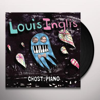 Louis Inglis GHOST PIANO / MAYLANDS Vinyl Record