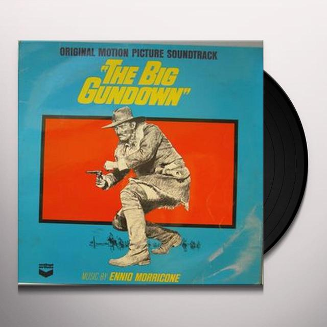 Ennio Morricone BIG GUNDOWN (SCORE) / O.S.T. Vinyl Record