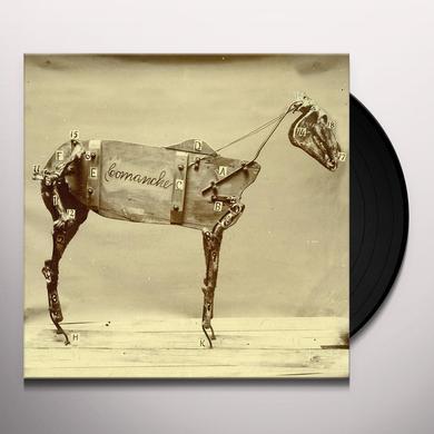Chadwick Stokes HORSE COMANCHE  (DLI) Vinyl Record - Gatefold Sleeve