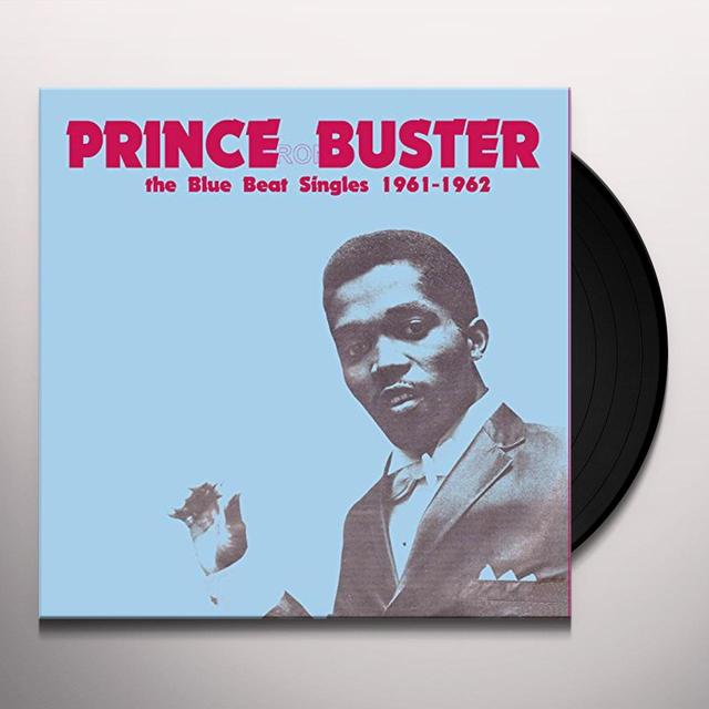 Prince Buster BLUE BEAT SINGLES 1961-62 Vinyl Record