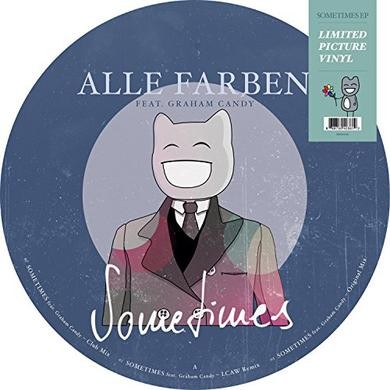 Alle Farben SOMETIMES Vinyl Record