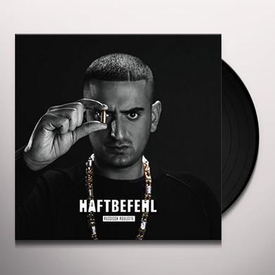 Haftbefehl RUSSISCH ROULETTE (GER) Vinyl Record