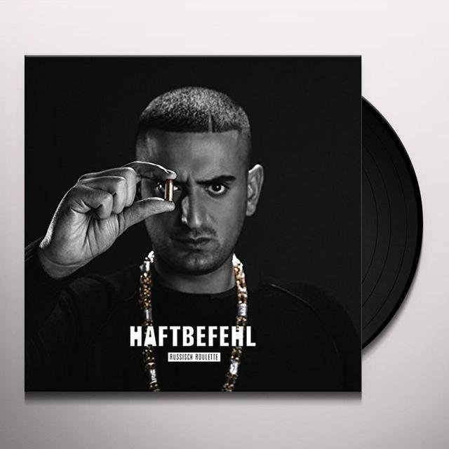 Haftbefehl RUSSISCH ROULETTE: INSTRUMENTALS (GER) Vinyl Record