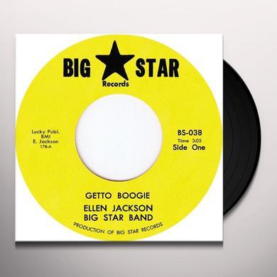 GETTO BOOGIE / VARIOUS (UK) GETTO BOOGIE / VARIOUS Vinyl Record - UK Import