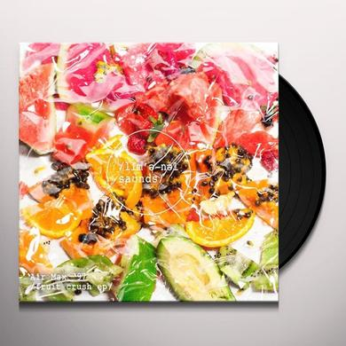 Air Max '97 FRUIT CRUSH Vinyl Record - UK Import