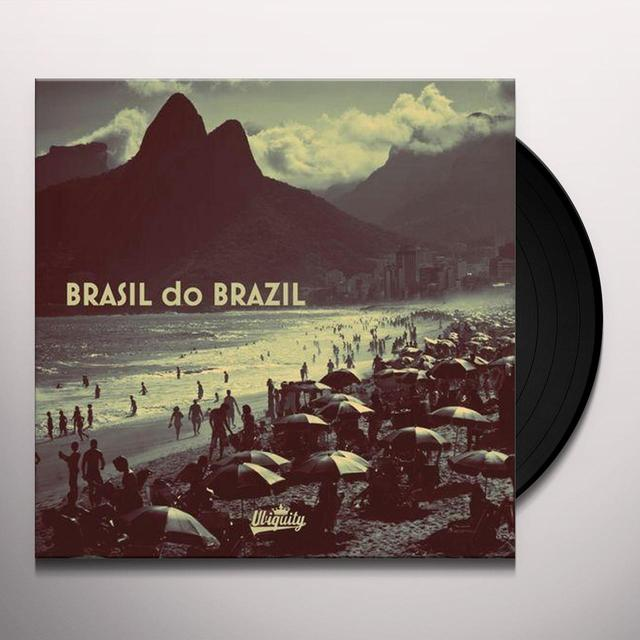BRAZIL DO BRAZIL / VARIOUS (UK) BRAZIL DO BRAZIL / VARIOUS Vinyl Record - UK Release