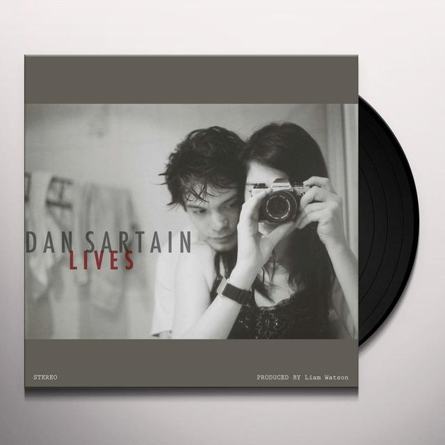 DAN SARTAIN LIVES Vinyl Record
