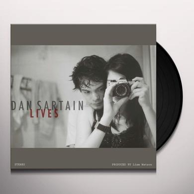 DAN SARTAIN LIVES Vinyl Record - UK Import