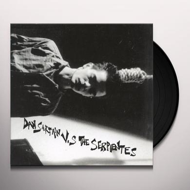 DAN SARTAIN VS THE SERPIENTES Vinyl Record - UK Import
