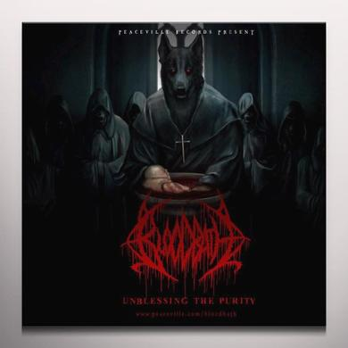 Bloodbath UNBLESSING THE PURITY-RED VINYL Vinyl Record