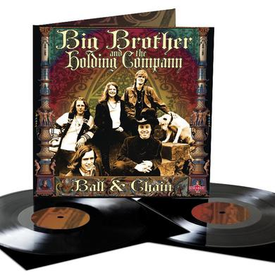 Big Brother & The Holding Company BALL & CHAIN Vinyl Record