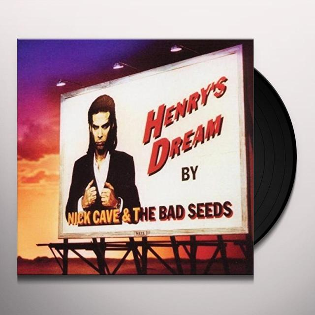 Nick Cave HENRY'S DREAM Vinyl Record