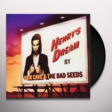 Nick Cave HENRY'S DREAM Vinyl Record - UK Import