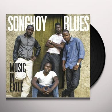 SONGHOY BLUES MUSIC IN EXILE Vinyl Record - UK Import