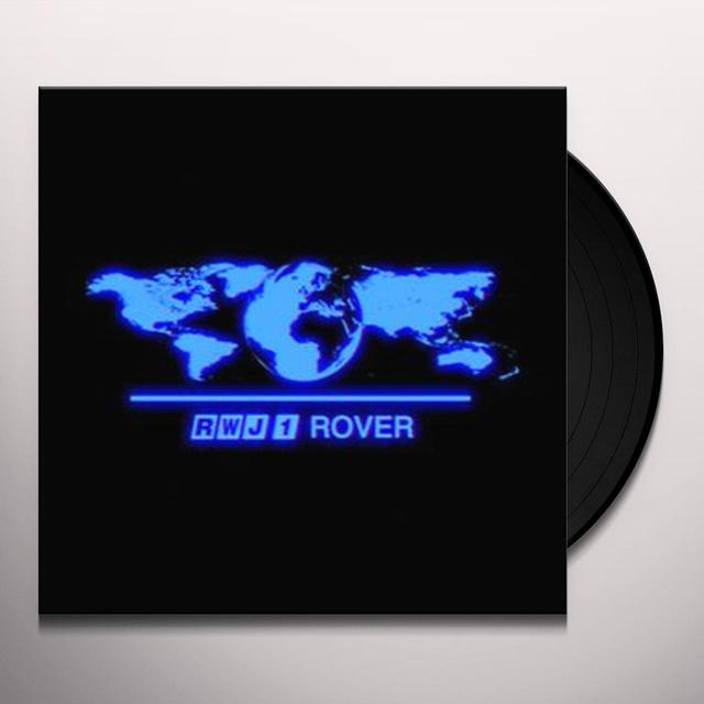 Royce Wood Junior ROVER EP Vinyl Record - UK Import