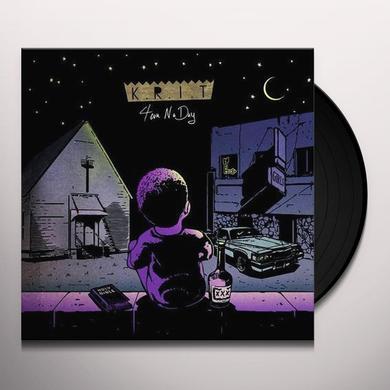 Big K.R.I.T. 4EVA N A DAY Vinyl Record
