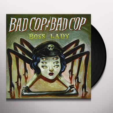 Bad Cop BOSS LADY Vinyl Record